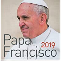 Calendario Papa Francisco 2019 (Imán)