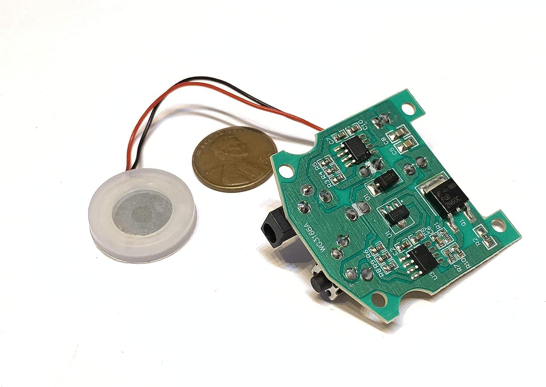 1X Ultrasonic Mist Maker D20mm Atomizing Fogger Ceramic set Discs Pro U5S3