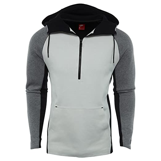 Bone Fleece Tech Sportswear Light Nike Zip Carbon Hoodie Half Men qFI41w8