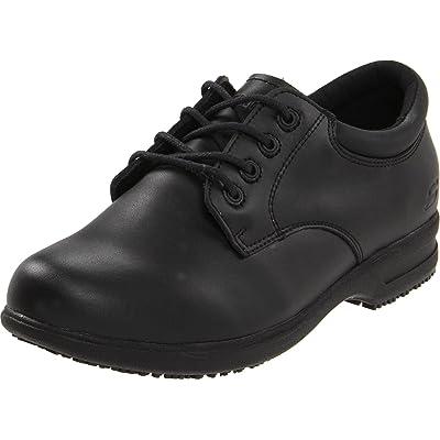Skechers for Work Women's Caviar II Work Oxford: Shoes