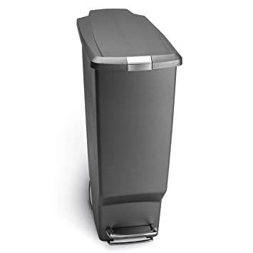 Tall Thin Trash Can Skinny Slim Garbage Cans For Kitchen Bin ...