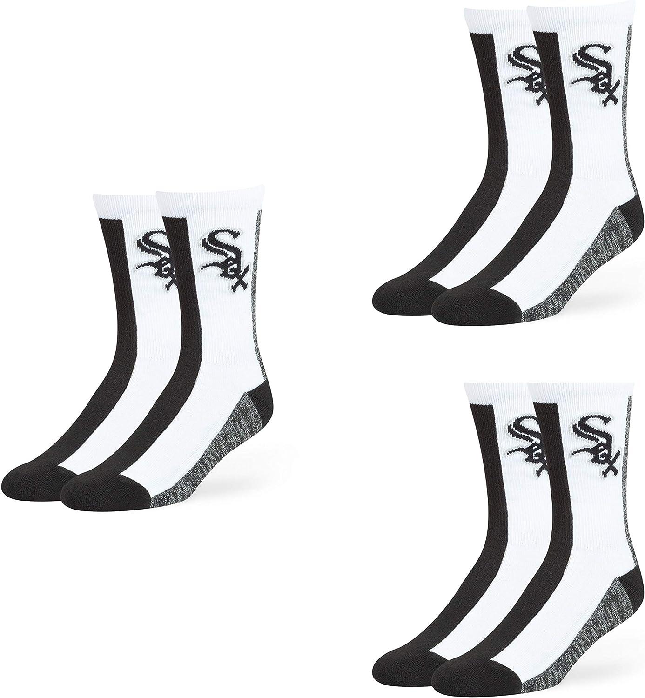 Fan Favorite MLB unisex-adult Crew Socks