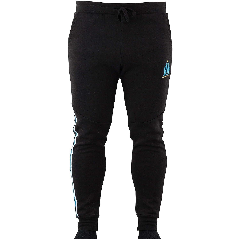 OLYMPIQUE DE MARSEILLE Pantalon Training Om Collection Officielle Taille Adulte Homme