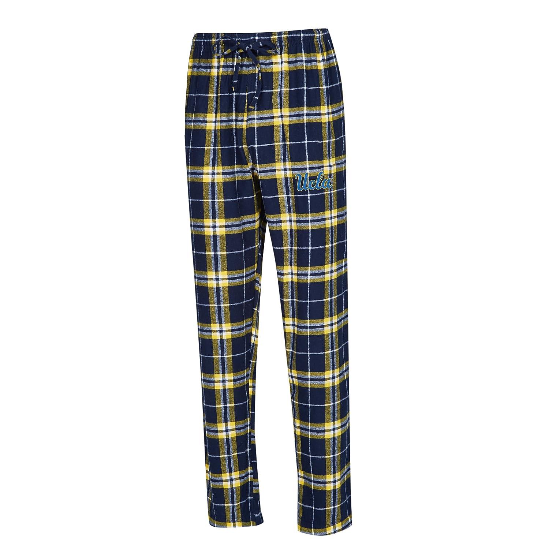 Concepts Sports UCLA Bruins Adult Plaid Huddle Pajama Pants