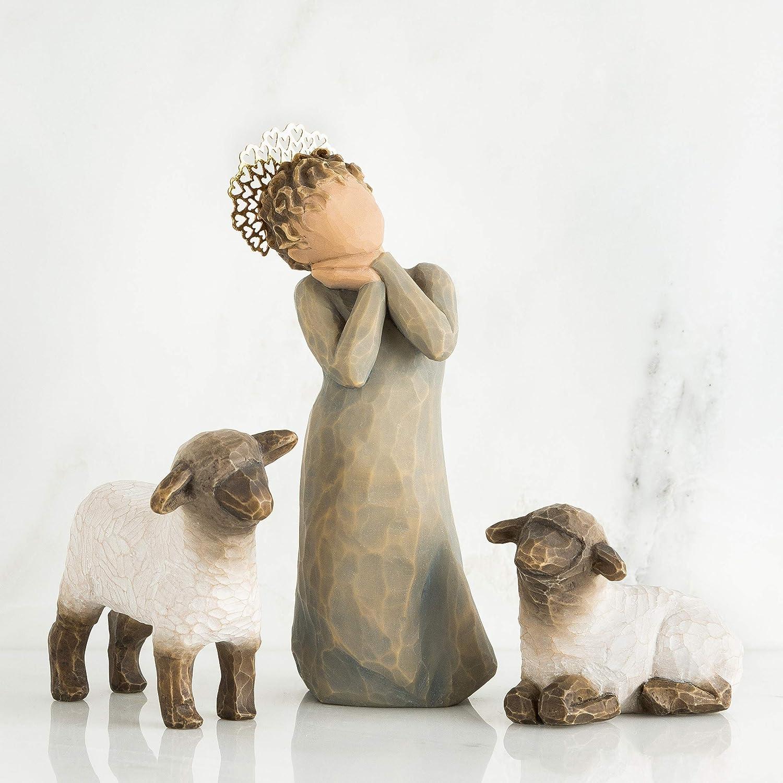 Willow Tree Little Shepherdess Figurine
