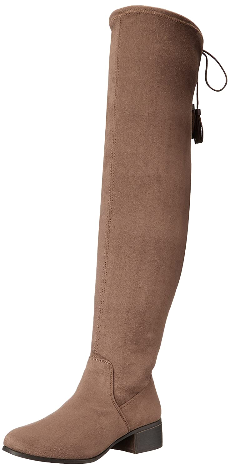 Madden Girl Women's Prissley Riding Boot