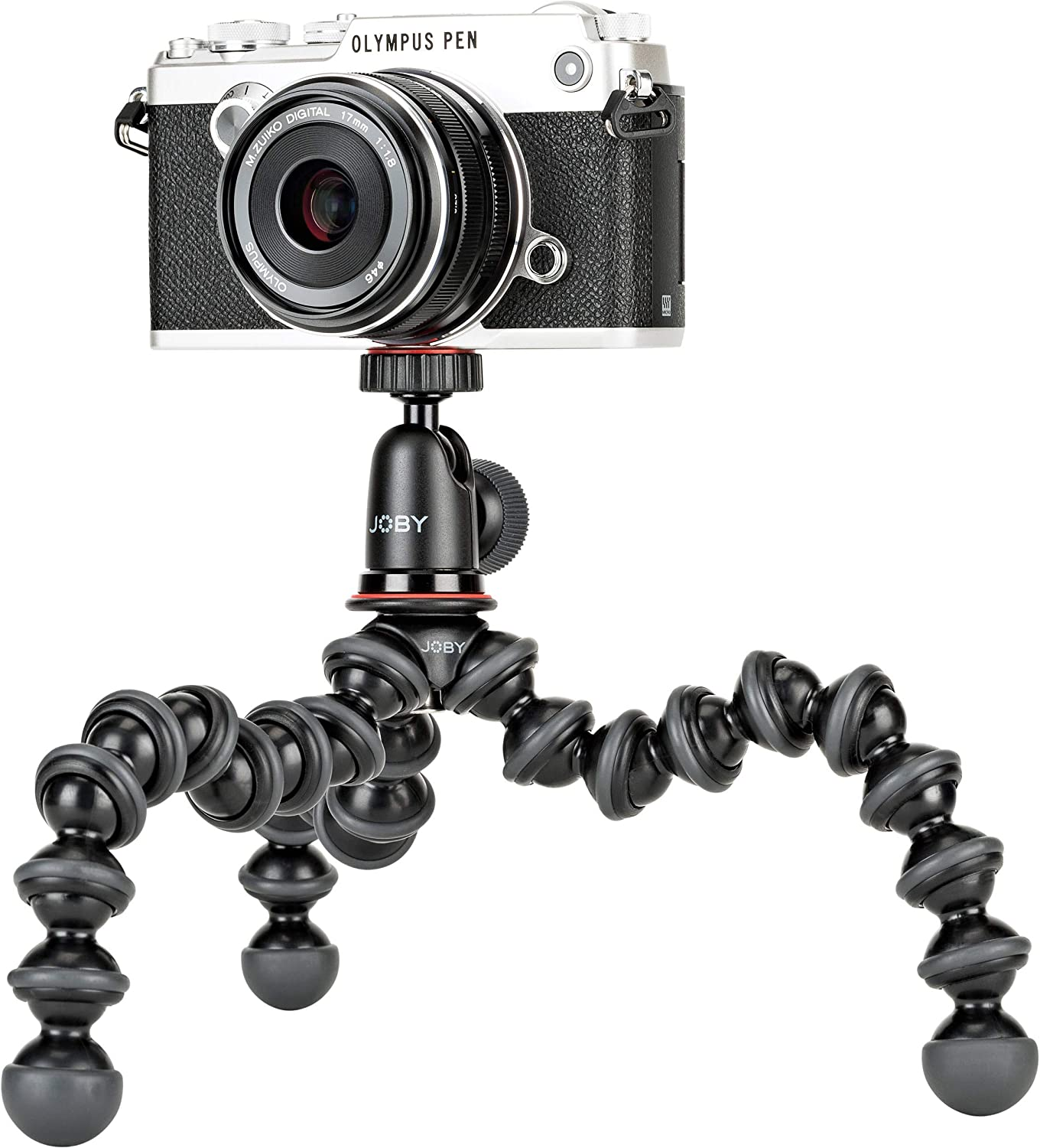 Gorilla pod - great travel compact tripod