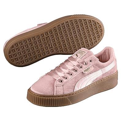 Puma Damen Basket Platform Vs Sneaker