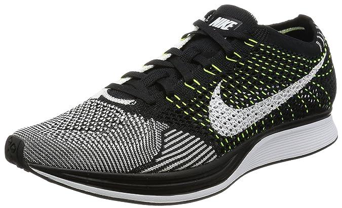 best loved af3b0 814ac Amazon.com   Nike Flyknit Racer - 526628 011   Road Running
