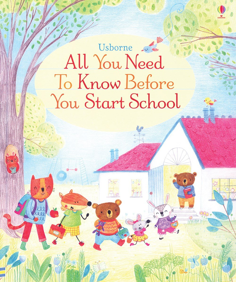 Download All You Need to Know Before You Start School PDF