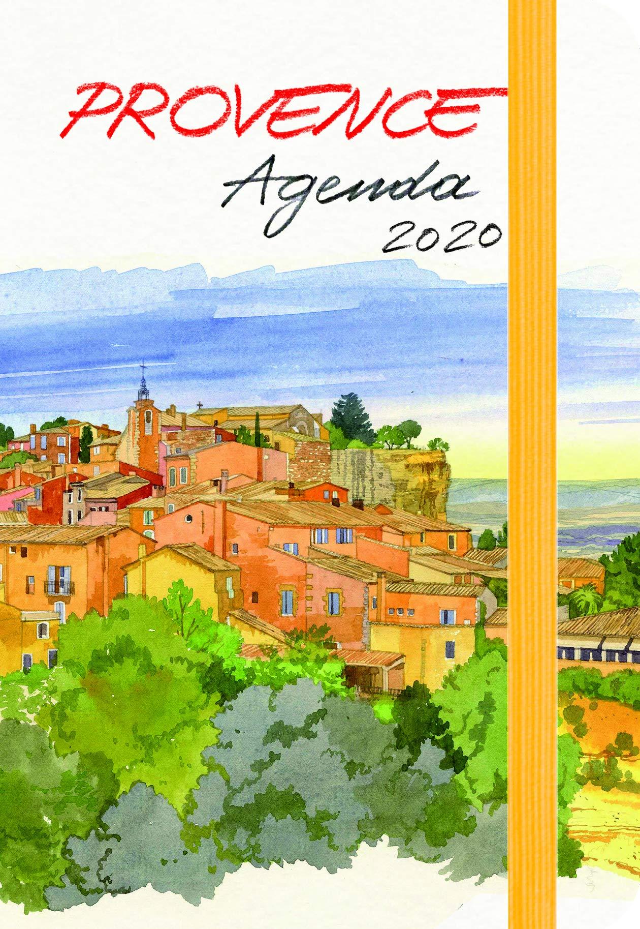 Provence Agenda 2020: Fabrice Moireau: 9789814610773: Amazon ...