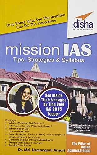 Mission IAS - Prelim/ Main Exam; Trends; How to prepare; Strategies; Tips & Detailed Syllabus
