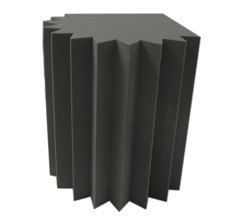 4 Stk. 100 x 30 x 30 cm Dibapur Bass Trap Trampa de bajo Sistema de absorci oacute