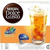 Nescafé Dolce Gusto NESTEA PÊCHE - Thé - 16 capsules -96g