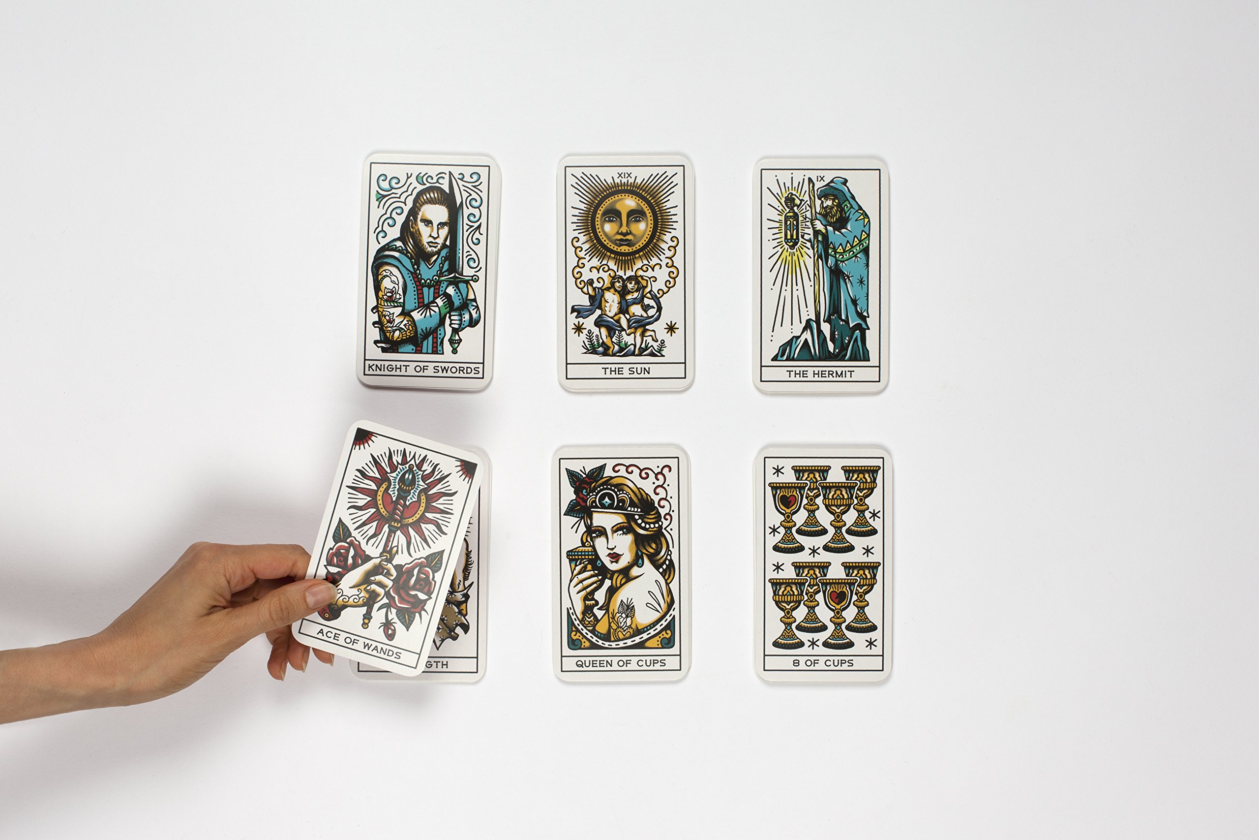Tattoo Tarot: Ink & Intuition: Diana McMahon-Collins
