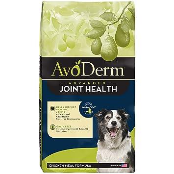 Amazon Avoderm Joint Health Grain Free Dry Dog Food Chicken