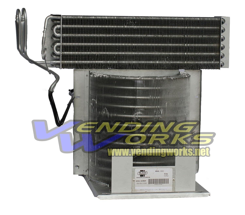 Royal Vendors Soda Machine Refrigeration Compressor Cooling Deck RVC 8000