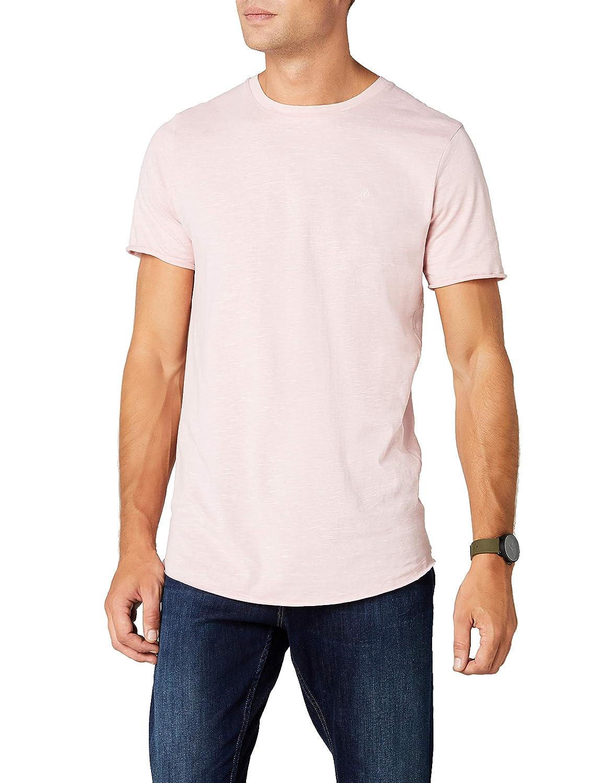 JACK & JONES Jorworld tee SS Crew Neck Camiseta para Hombre