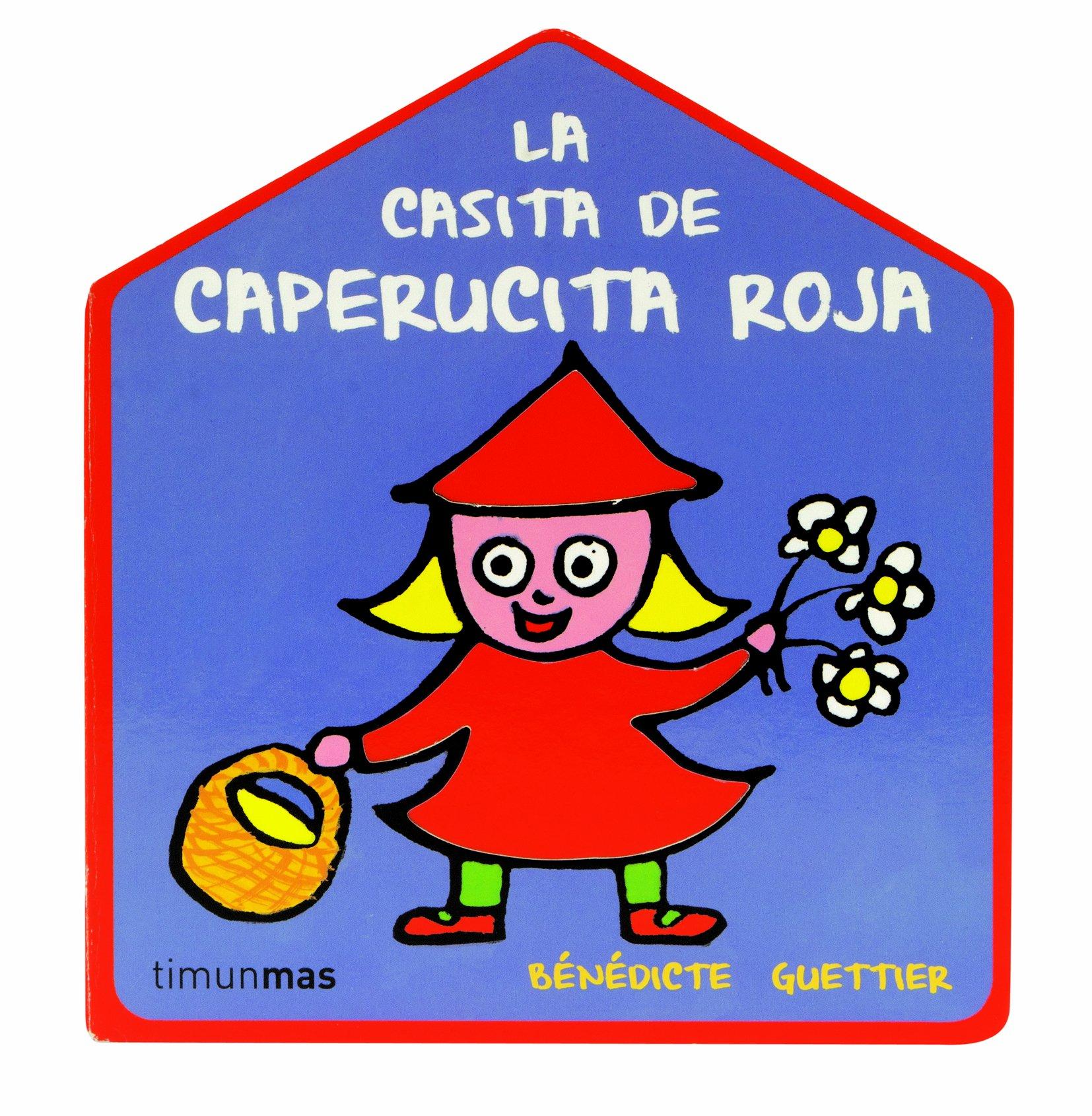 La casita de Caperucita Roja (Cuentos Para Regalar): Amazon.es ...