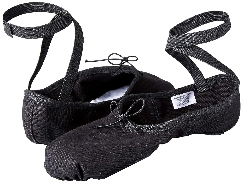 Bloch Dance Mens Pump Split Sole Canvas Ballet Slipper//Shoe