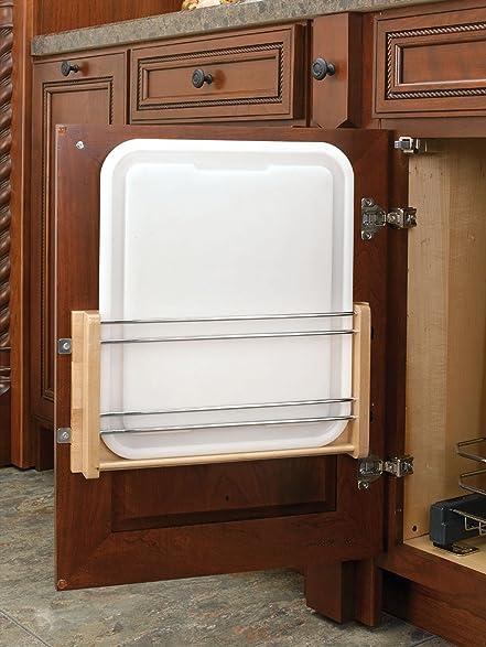Amazon.com: Rev-A-Shelf - 4DMCB-18P - Large Cabinet Door Mount ...
