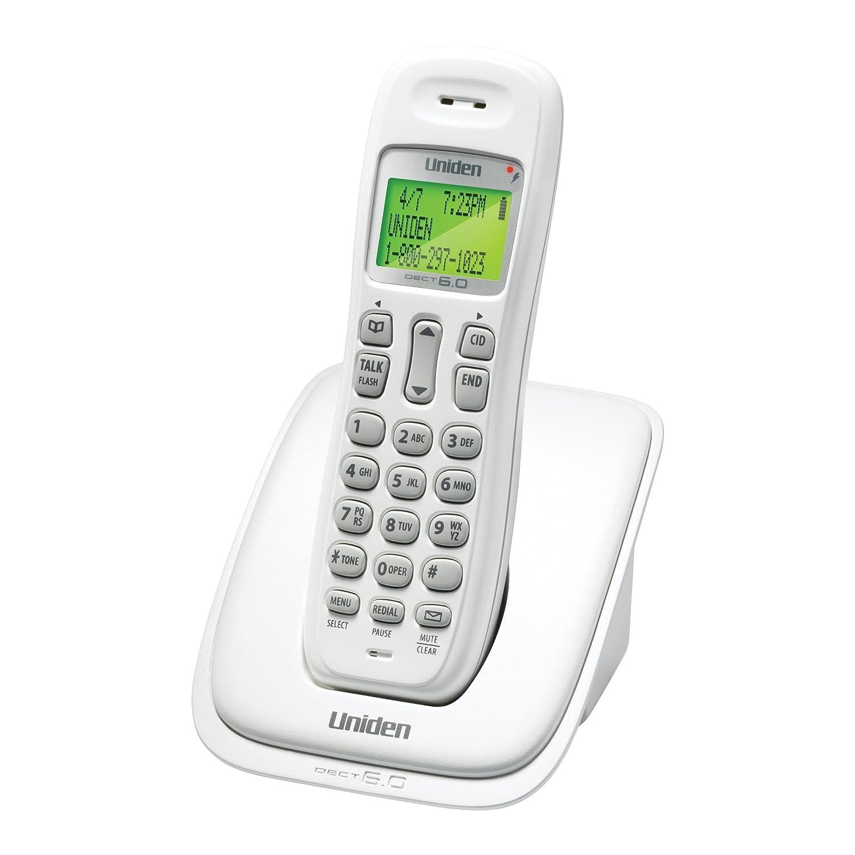 amazon com uniden dect 6 0 cordless phone system with 2 handsets rh amazon com uniden cordless phones manual uniden cordless phones manuals dct646-4
