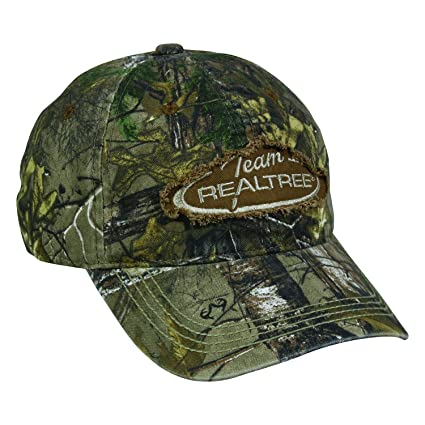 Amazon.com: Equipo Realtree Worn duro Distressed Logo ...