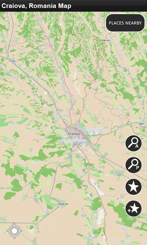 Amazoncom Craiova Romania Offline Map Appstore for Android