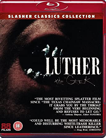 Opinion stacy haiduk luther the geek too seemed