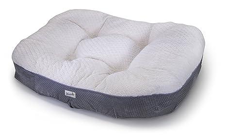 Amazon.com: petlinks Deluxe Dreamer Memory Foam mascota cama ...