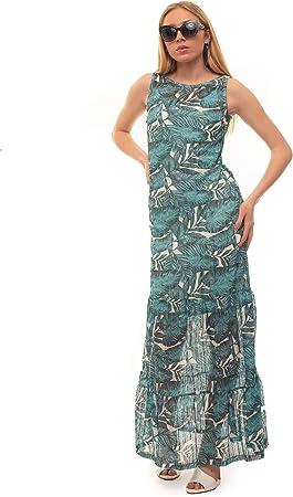 Guess ELGA W0GK30K9OU0 - Vestido para mujer