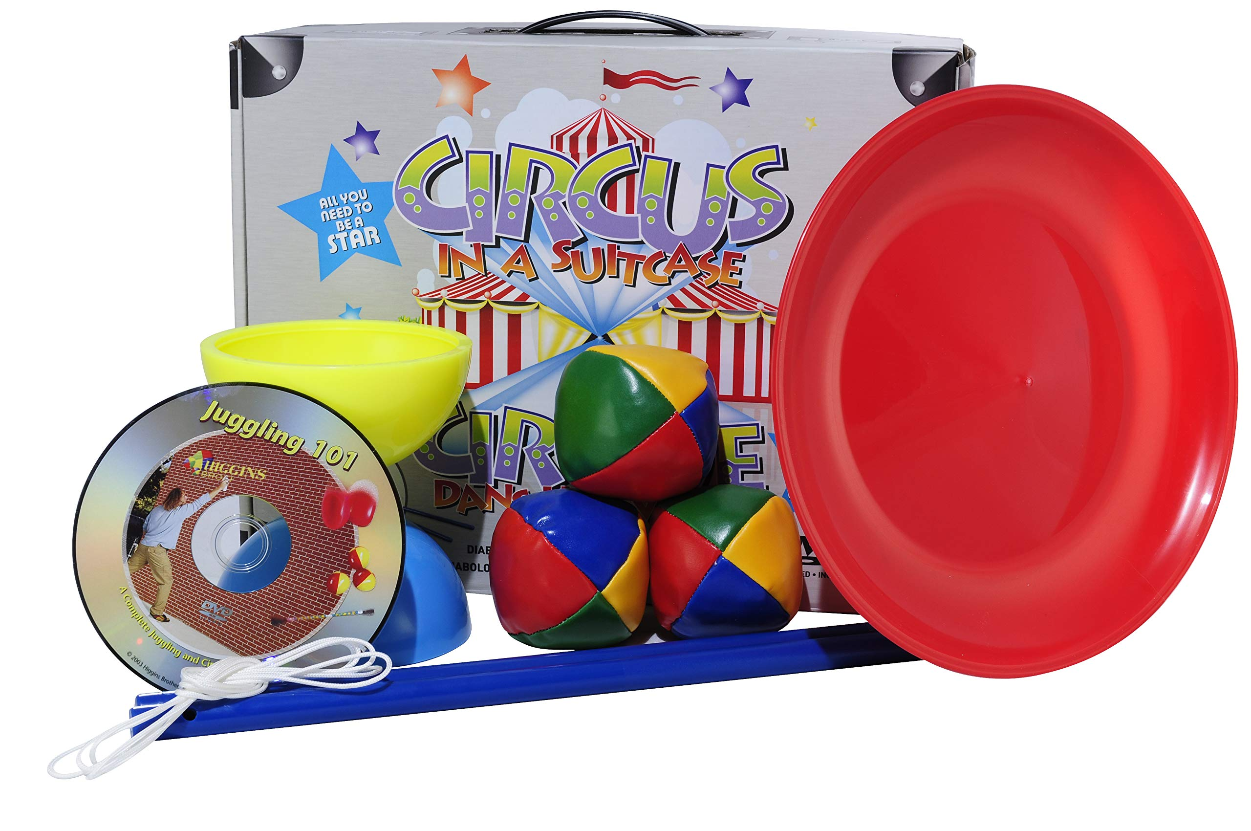Circus in a Suitcase by Higgins Brothers (Image #1)
