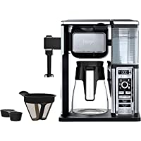 Deals on Ninja Coffee Bar Glass Carafe Brew System Refurb CF090