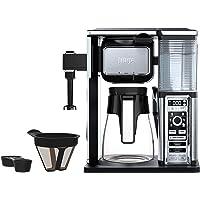 Deals on Ninja Coffee Bar Glass Carafe Brew System Refurb CF090
