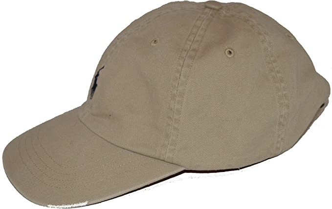 Ralph Lauren 1593642, gorra de béisbol, color caqui: Amazon.es ...