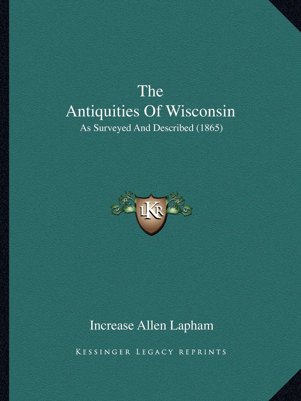 Download The Antiquities Of Wisconsin: As Surveyed And Described (1865) pdf