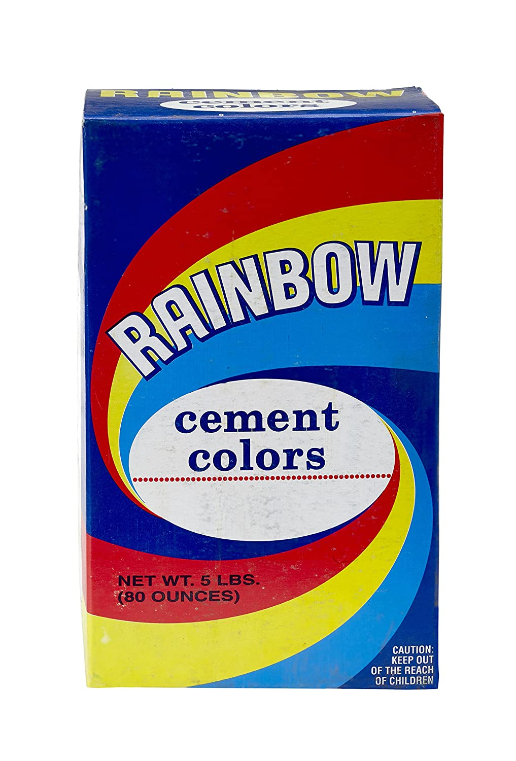 Mutual Industries 9009-0-5 Rainbow Credence Cement Color lb Terra Cot 5 Outstanding