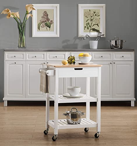 2L Lifestyle Aviator Kitchen Cart