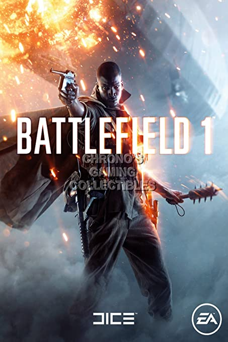 CGC Huge Poster - Battlefield 1 PS4 XBOX ONE PC- EXT392 (16