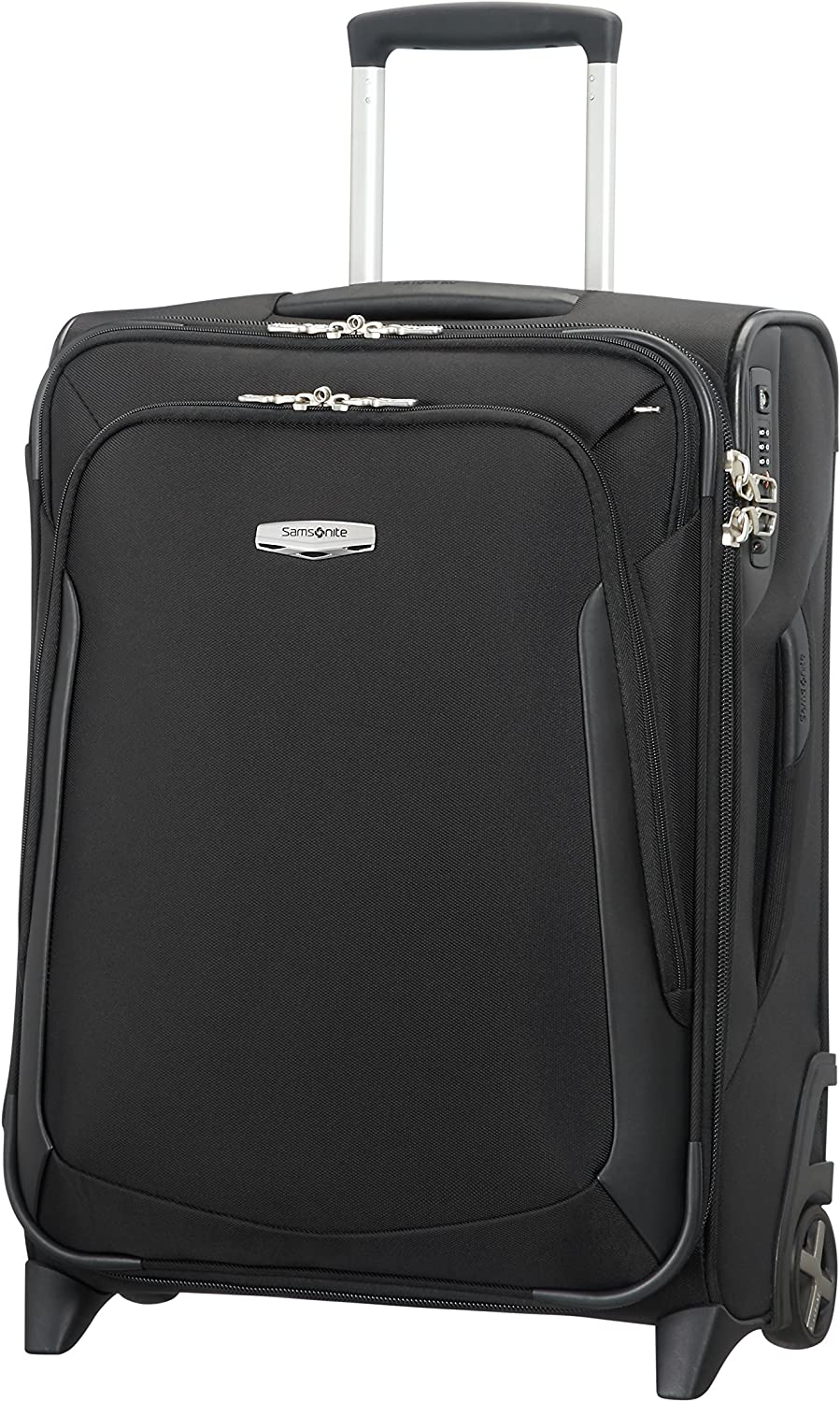 Samsonite - X'Blade 3.0 Upright 55 cm Strict, Negro (BLACK)