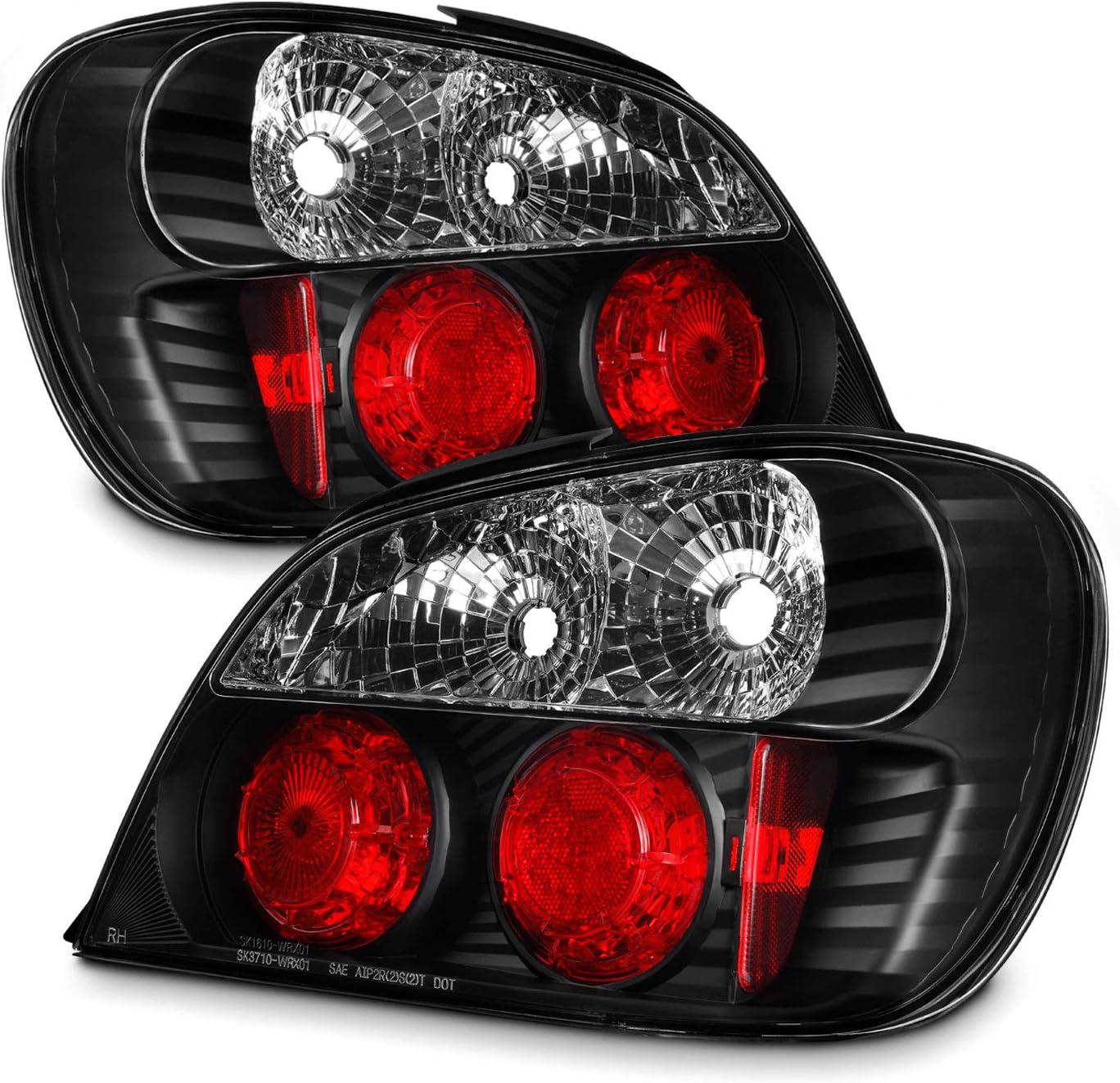 Subaru Impreza Bugeye Rear Lights Wagon left side passinger