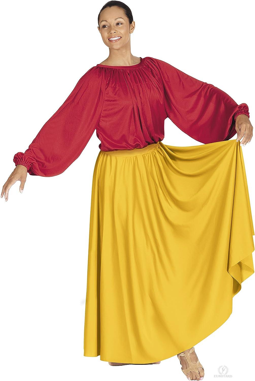 Eurotard Lyrical Skirt 13674 Adult