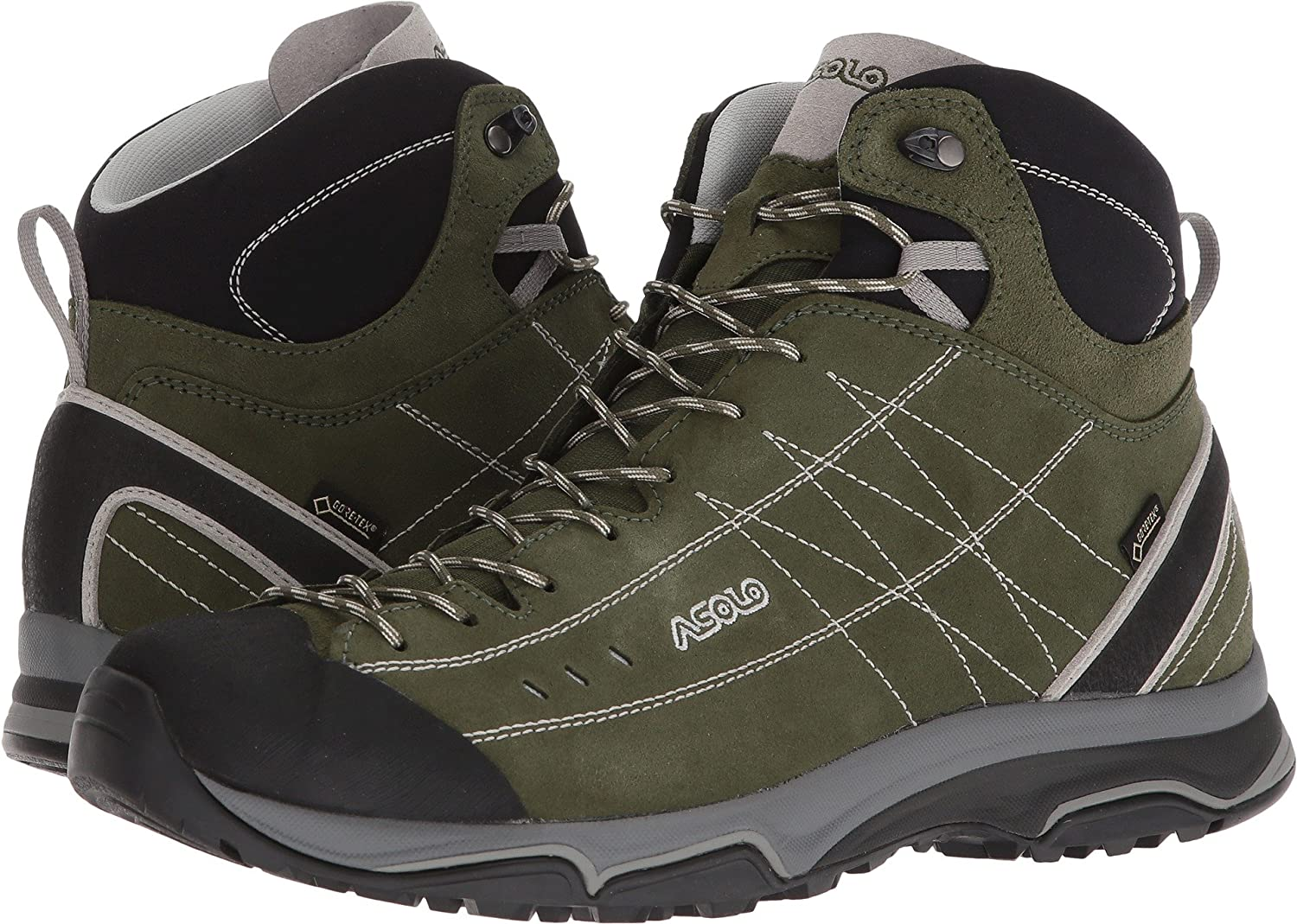Asolo Men s Nucleon Mid GV Hiking Boot