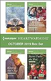 Harlequin Heartwarming October 2019 Box Set: A Clean Romance