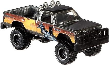 Amazon Com Hot Wheels Boys 1980 Dodge Macho Power Wagon Toys Games