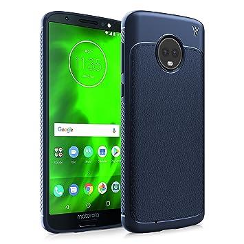 TTVie Funda para Motorola Moto G6, Carcasa Caso Cubierta de ...
