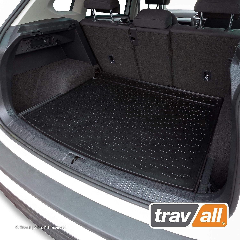 Ma/ßgeschneiderte Gep/äckraumeinlage mit Anti-Rutsch-Beschichtung Travall/® Liner Kofferraumwanne TBM1113
