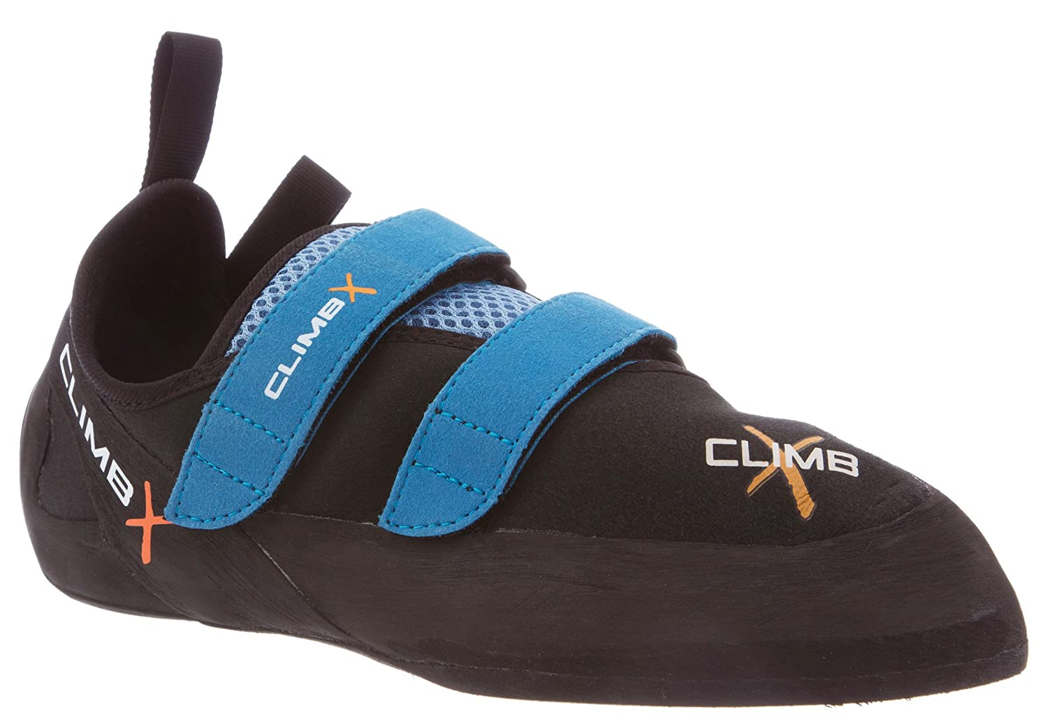 Climb X Icon Climbing Shoe with Free Sickle M-16 Climbing Brush