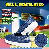 Chillipop SBK412-NVY-Y1 Slip-On Sneakers for