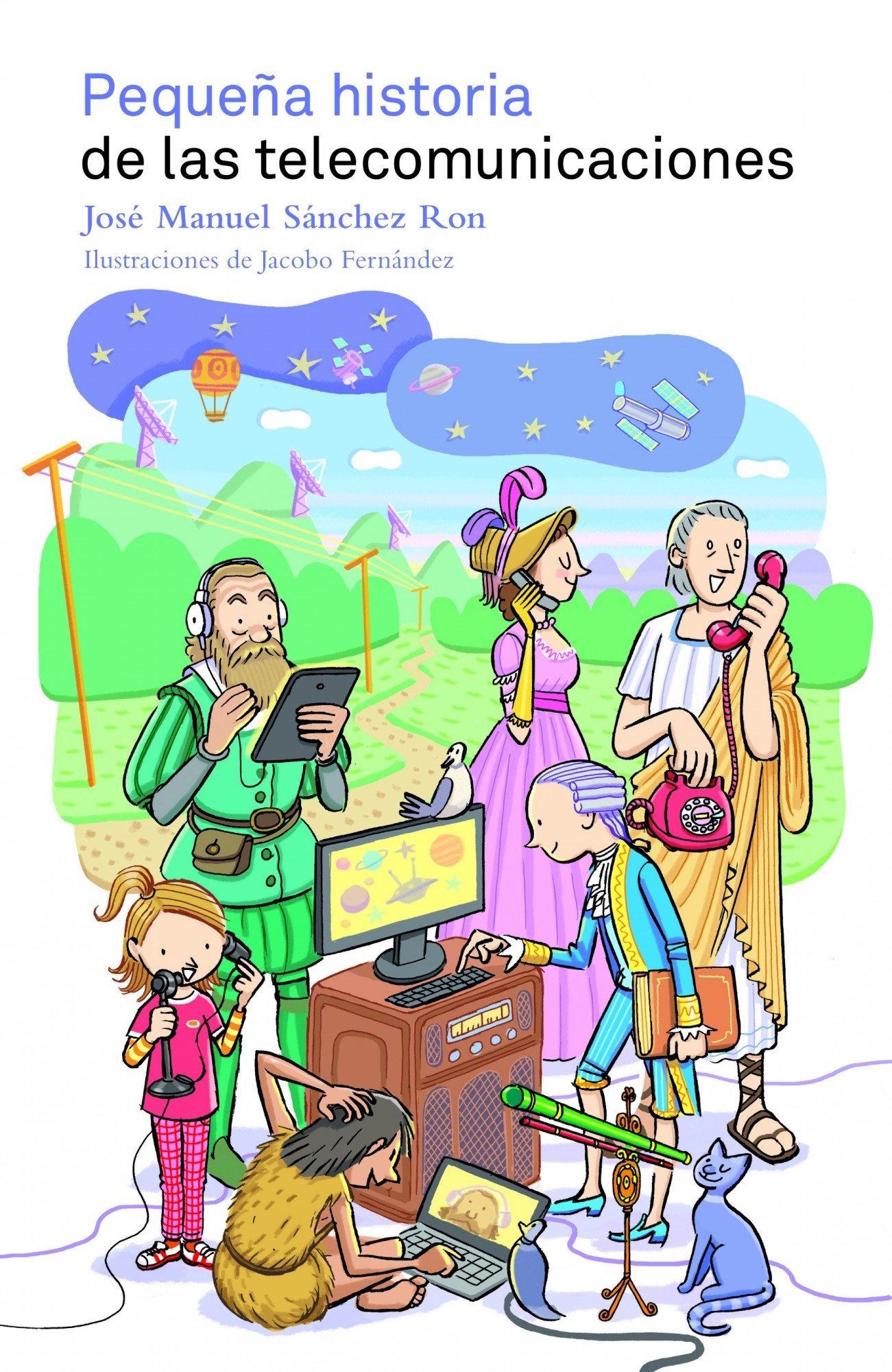Pequeña historia de las telecomunicaciones (General): Amazon.es ...
